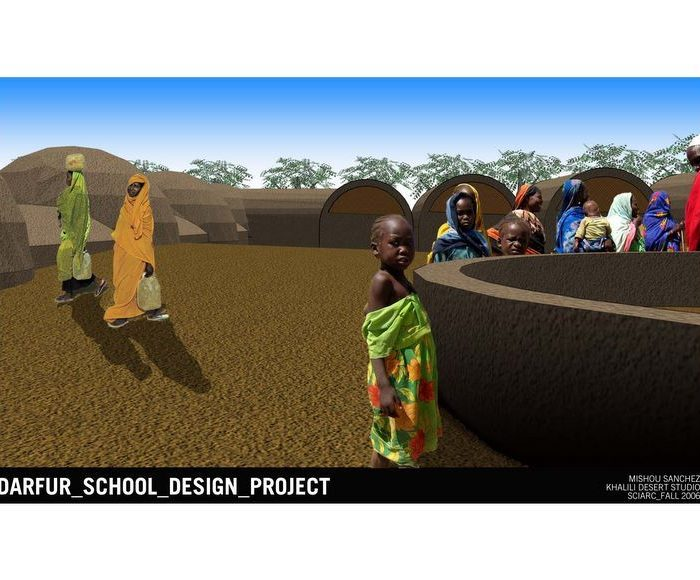 Permaculture System for Darfur, Sudan